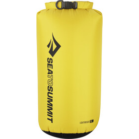 Sea to Summit Lightweight 70D Kuivapussi 13L, yellow